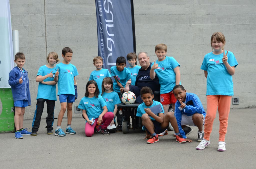 Erfolgreiches Inklusions-Projekt erstmals in Luzern