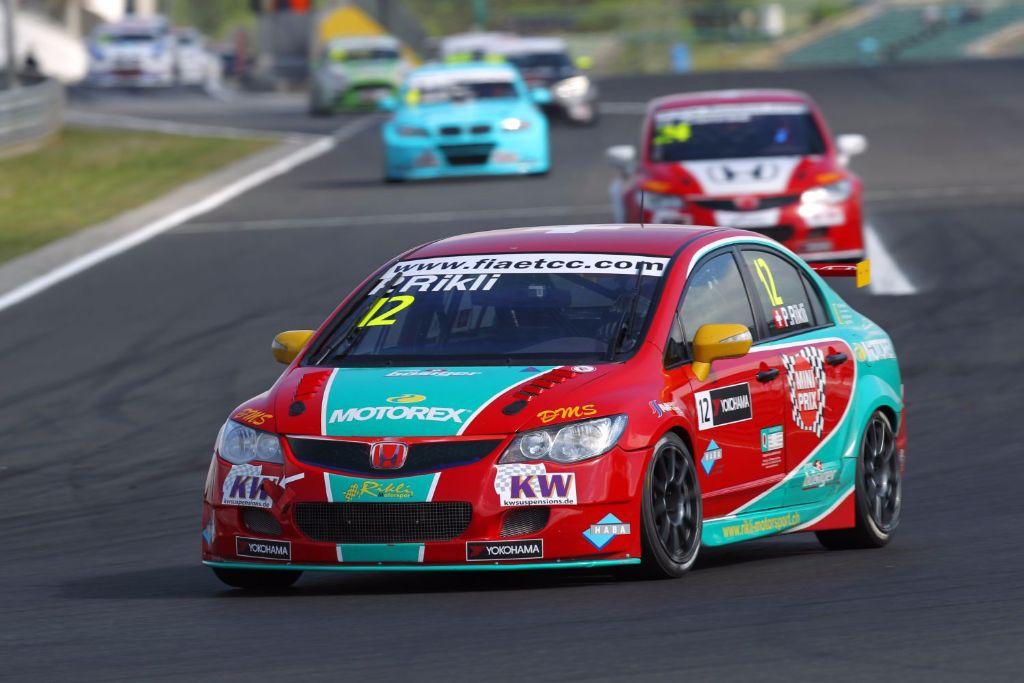Rikli Motorsport mit perfektem Einstieg in die ETCC-Saison