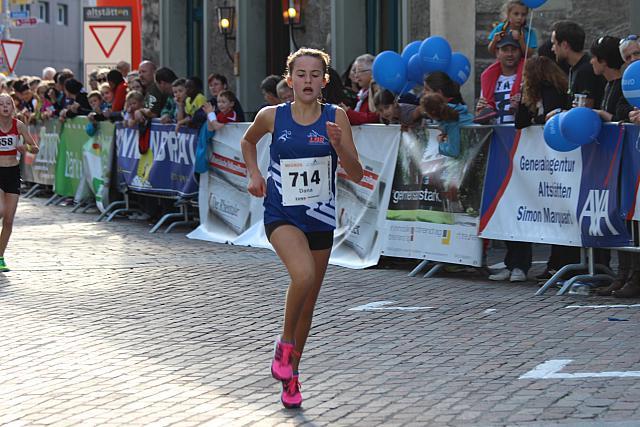 Dana Zimmermann gewinnt Auffahrtslauf