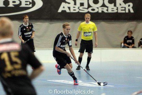 Chur Unihockey verpflichtet jungen Finnen