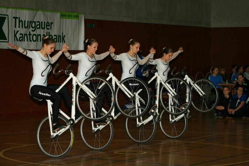 Kunstrad-Spitzensport im Toggenburg