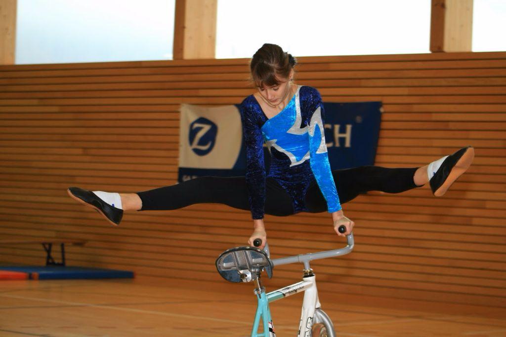 Schweizer Meisterschaften im Kunstradfahren