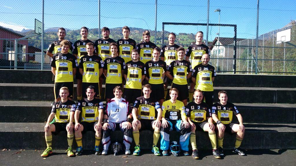 Appenzeller-Derby im Unihockey-Cup 1/64-Final