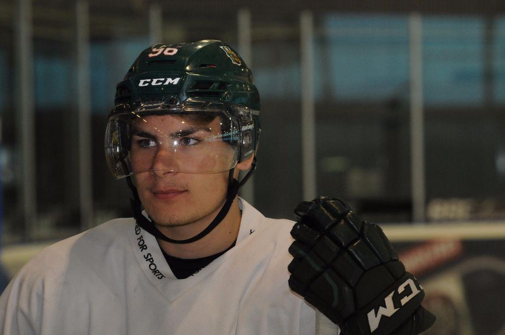 NHL-Draft übt um 6.30 Uhr