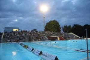 Erfolg der Schweizer Wasserball-Nationalmannschaft