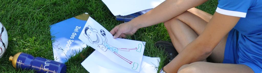 Sport Mental Camps für Kinder und Jugendliche