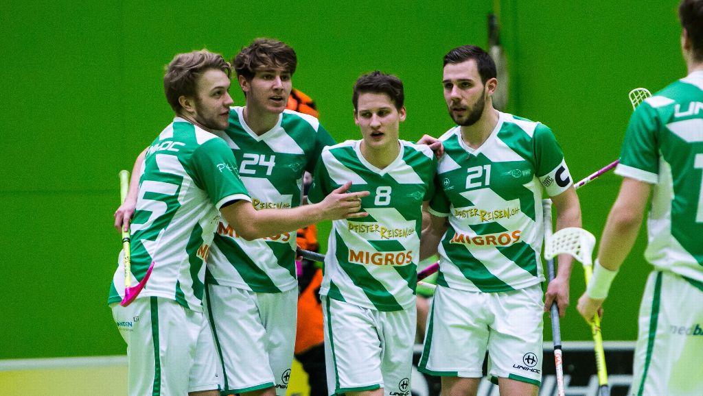 WaSa-Teams im Cup eine Runde weiter