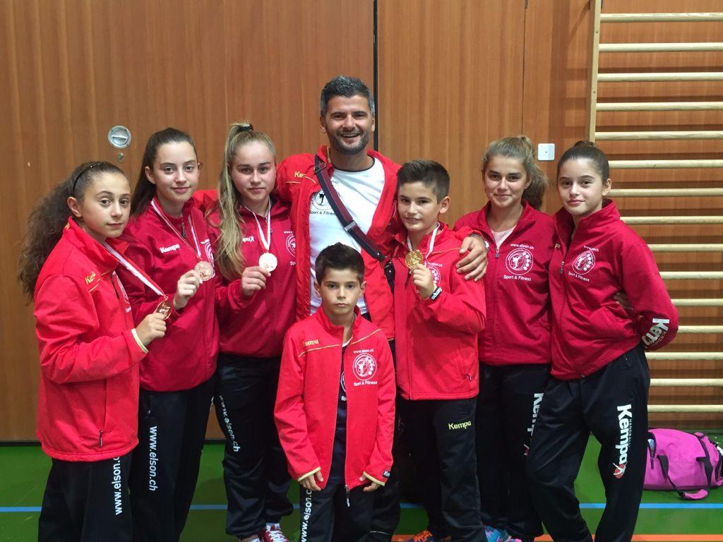 3. Swiss Karate League in Neuchâtel