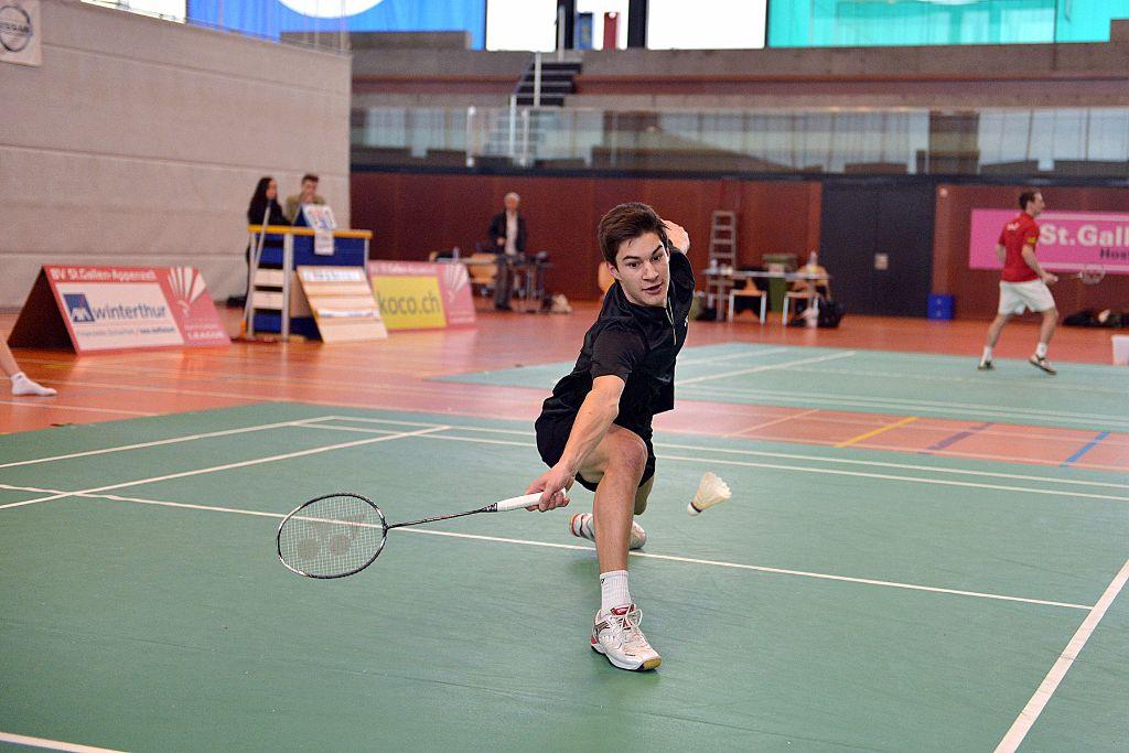 Guter Start ins Badminton-Jahr