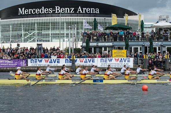RV Rauxel und Dukla Prag gewinnen die Rowing Champions League
