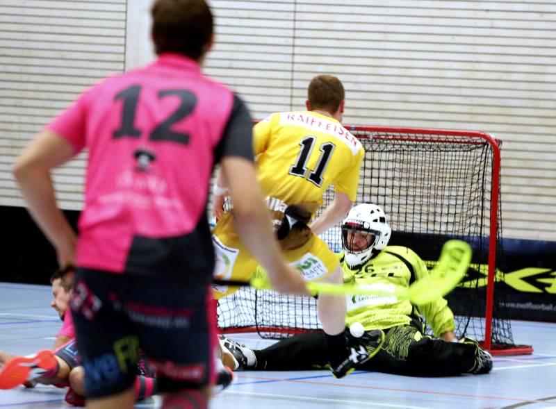 Bestandener Charaktertest für das junge Thurgauer Team