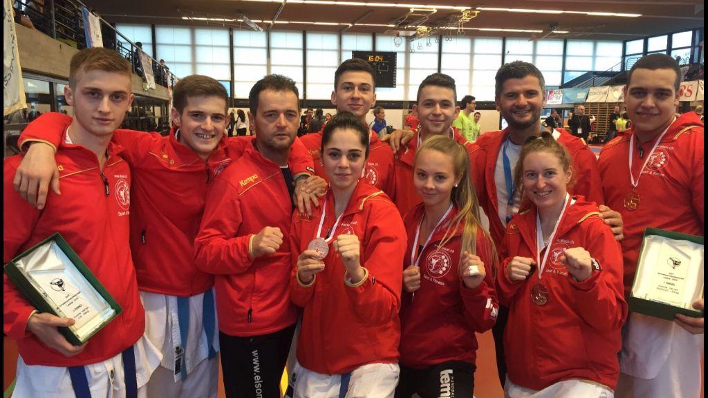 Elson Sport & Karate wird 6-facher Schweizermeister