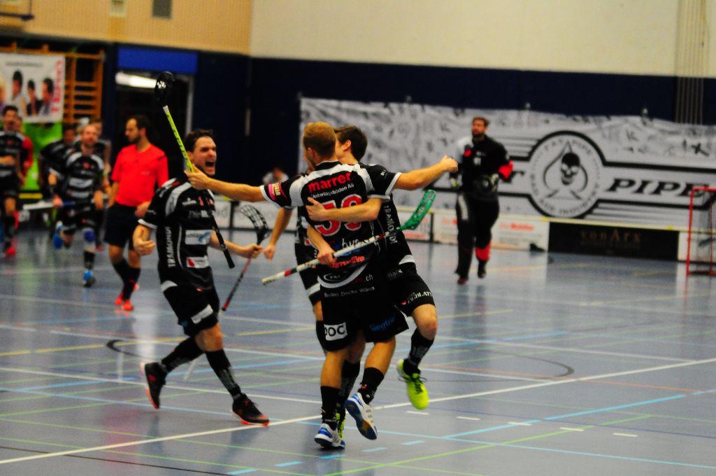 Unihockey Mittelland: Sorgenkind wird zum Pluspunkt