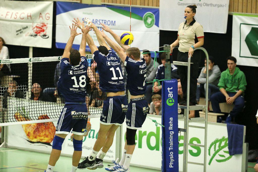 Amriswil verliert in Lausanne