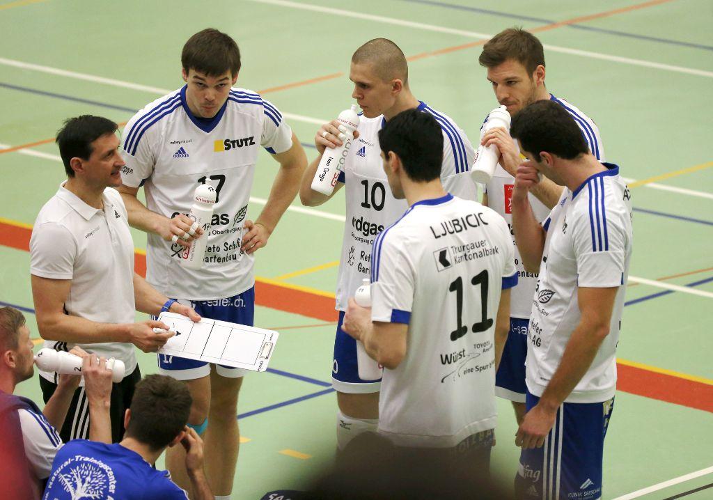 Aus der Traum: Volley Amriswil scheitert im Cup-Halbfinal