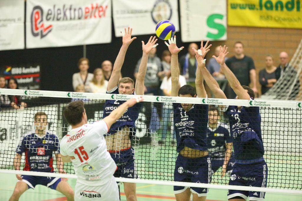 Zweimal gegen Näfels – in der Meisterschaft und im Cup-Halbfinal