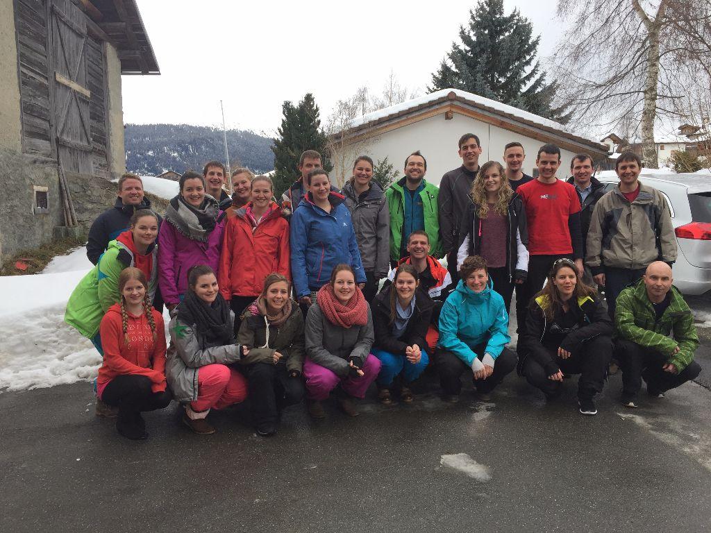Skiweekend 2016 in Brigels
