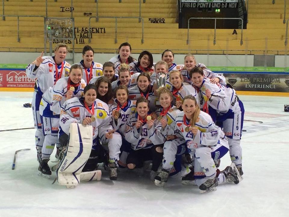Frauen: Auch Cup mit neuem Rekord