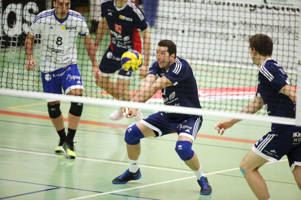 Volley Amriswil schlägt Schönenwerd erneut