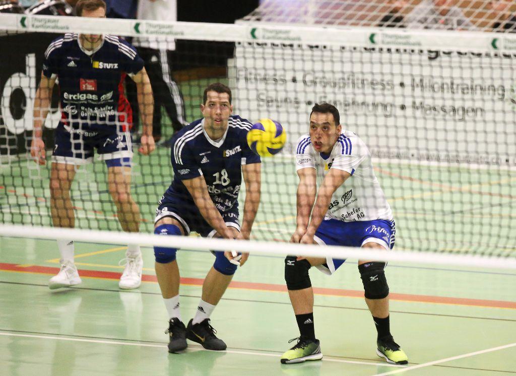 Jetzt folgt die heisse Phase für Volley Amriswil