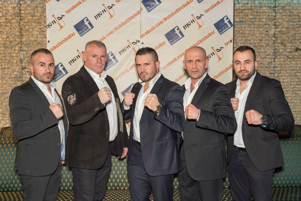 Box-Power mit Nuri Seferi, The Albanian Tyson