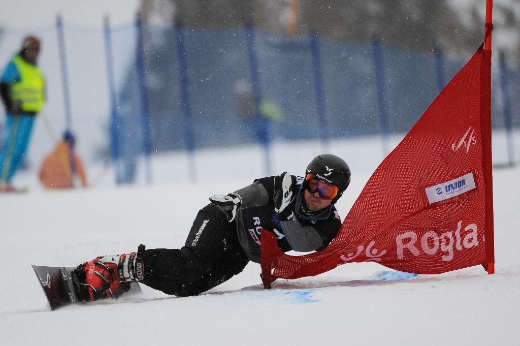 Snowboard Schweizermeisterschaften am Ort der Pioniere