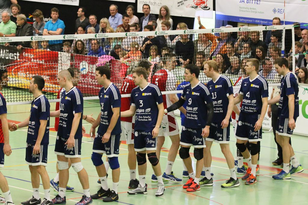 Amriswil verliert viertes Spiel im Playoff-Final