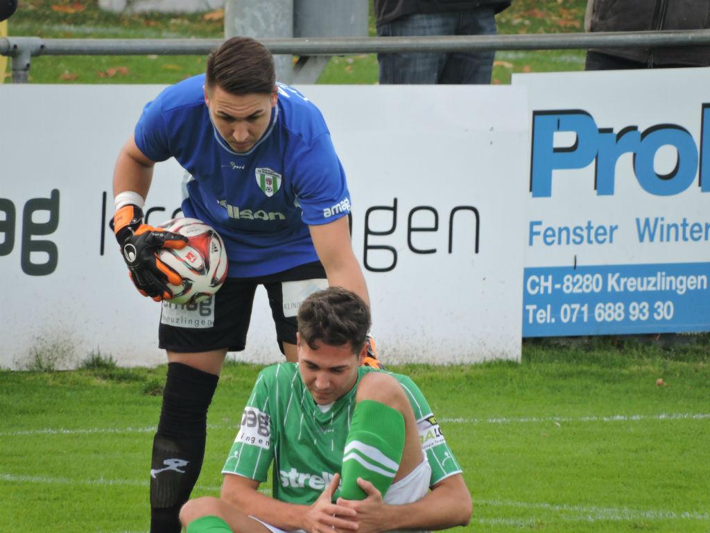 Schwierige Partie für den FC Kreuzlingen