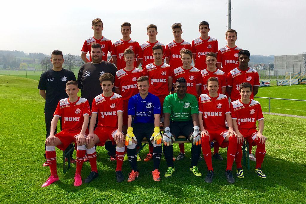 Team Bodensee gewinnt Spitzenspiel in Herisau