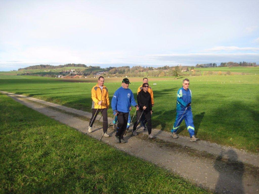 Nordic-Walking Event Thundorf –chunnsch au?!