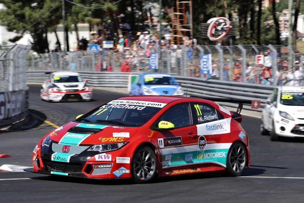 Rikli Motorsport's Young Superstar von Vila Real