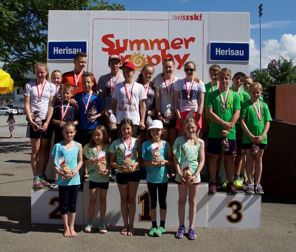Swiss-Ski Summer Trophy in Herisau