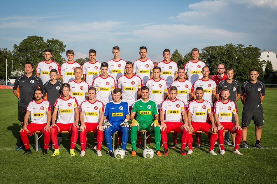 FC Amriswil unterliegt knapp gegen den FC Herisau
