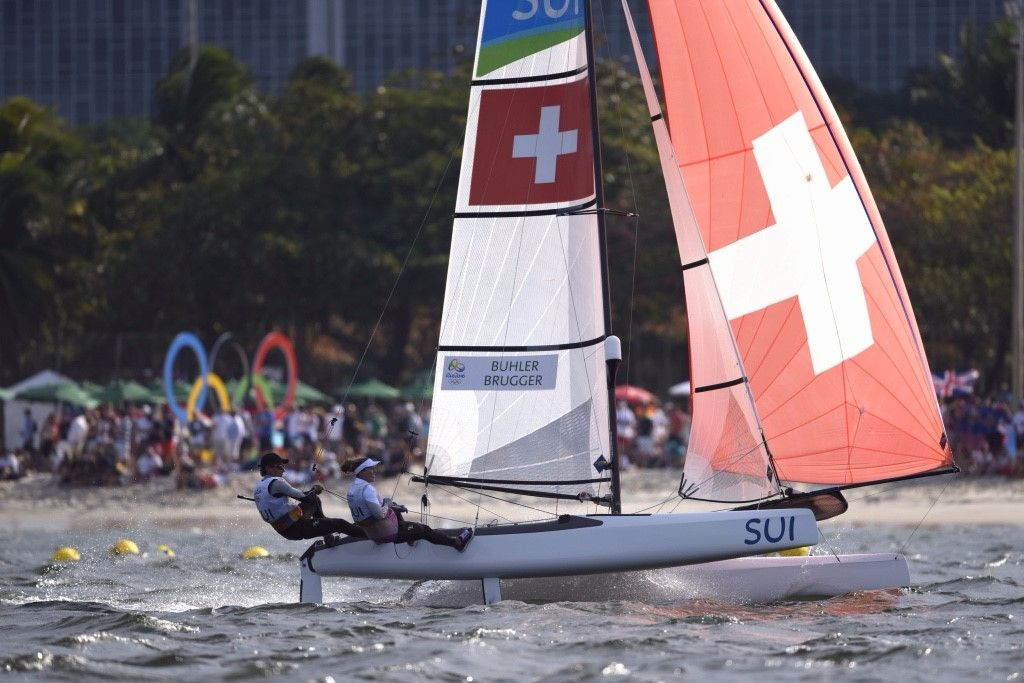 Nathalie Brugger und Matias Bühler gewinnen ein Olympisches Diplom