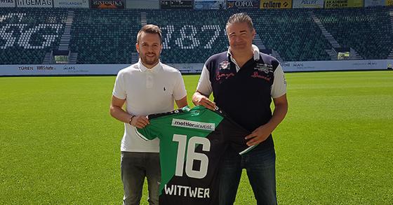 Hanin verlässt den FCSG – Wittwer kommt