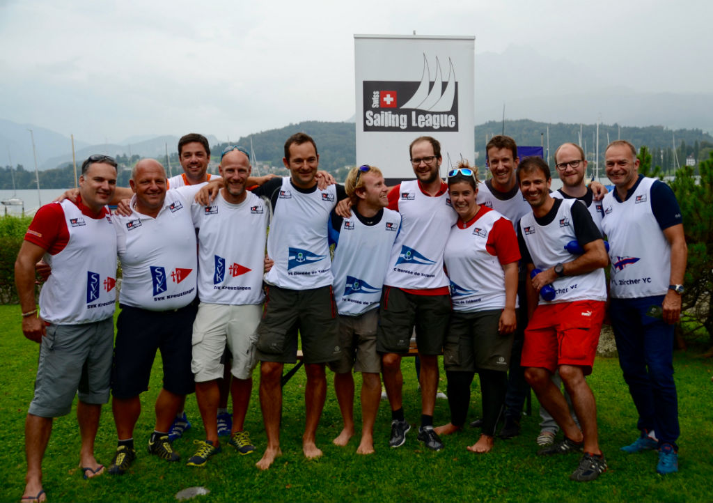Die Aufsteiger in die Swiss Sailing Super League stehen fest