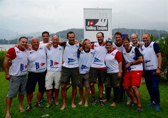 La Neuveville gewinnt das Finale der Swiss Sailing Challenge League