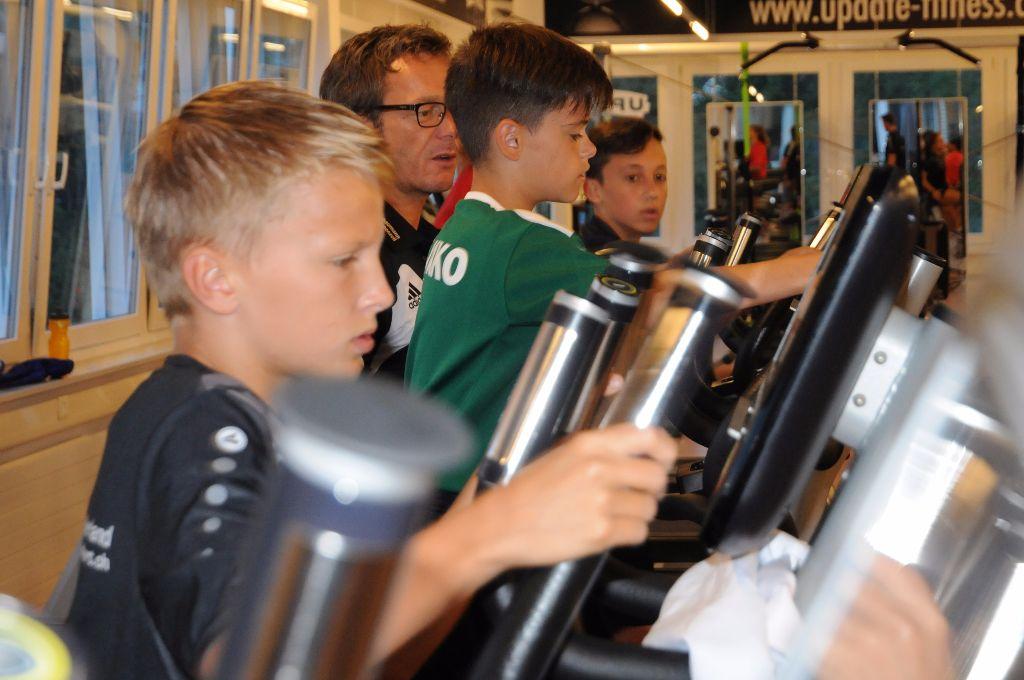 Mit 63 Jugendlichen ins Sportschul-Jahr