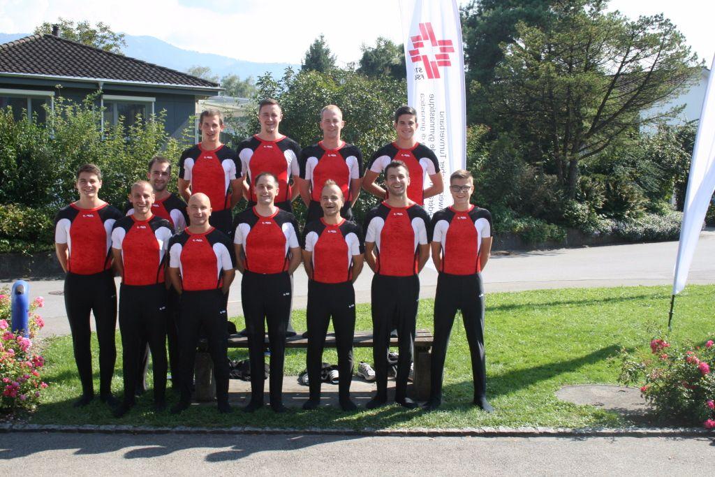 Schweizermeisterschaft Vereinsturnen 10.09.16