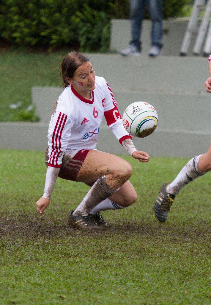 Frauen-WM: Schweiz erreicht die Halbfinals