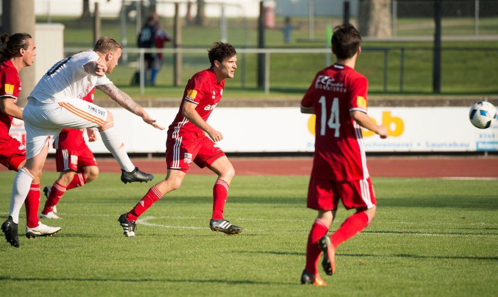 Der FC Frauenfeld verliert gegen den FC Uzwil