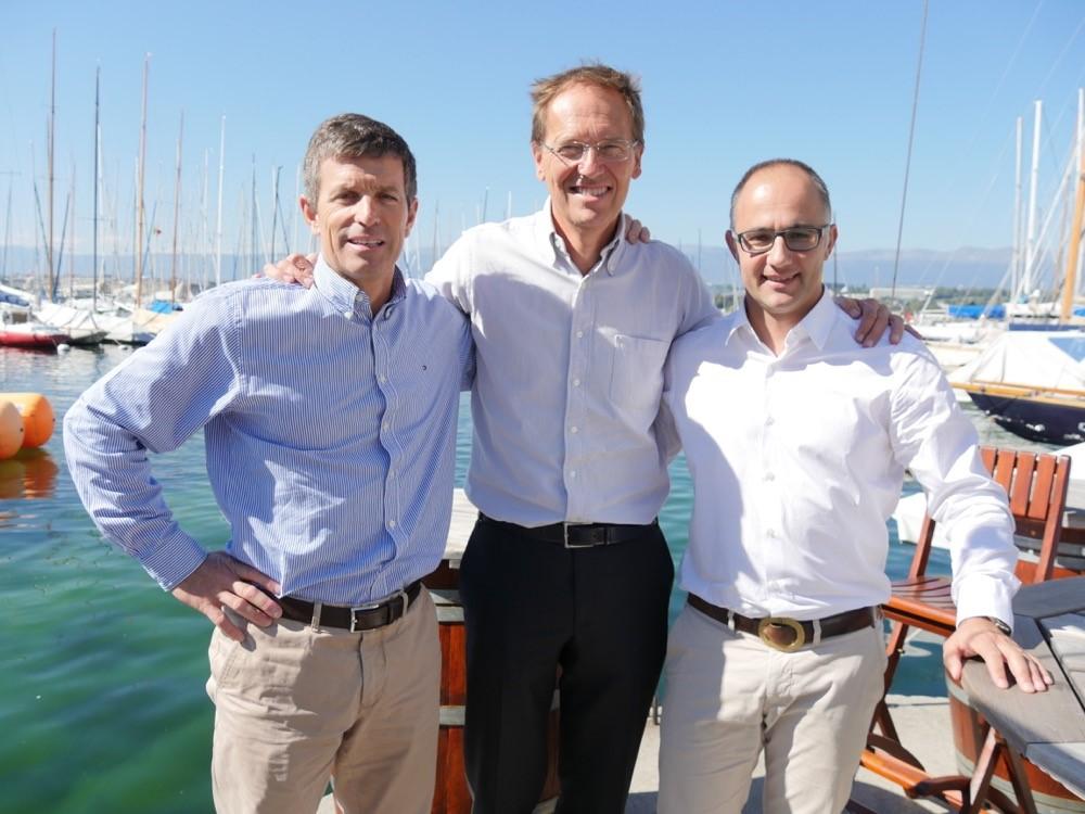 Swiss Sailing Team und Hôpital de La Tour vereinbaren Zusammenarbeit
