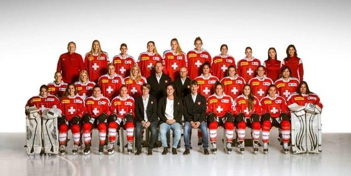 Frauen-Nationalteam am Vierländerturnier in Monthey