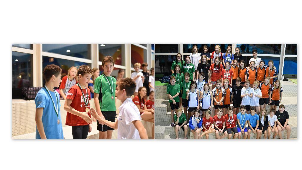 Premiere Swiss Swimming im Hallenbad Blumenwies