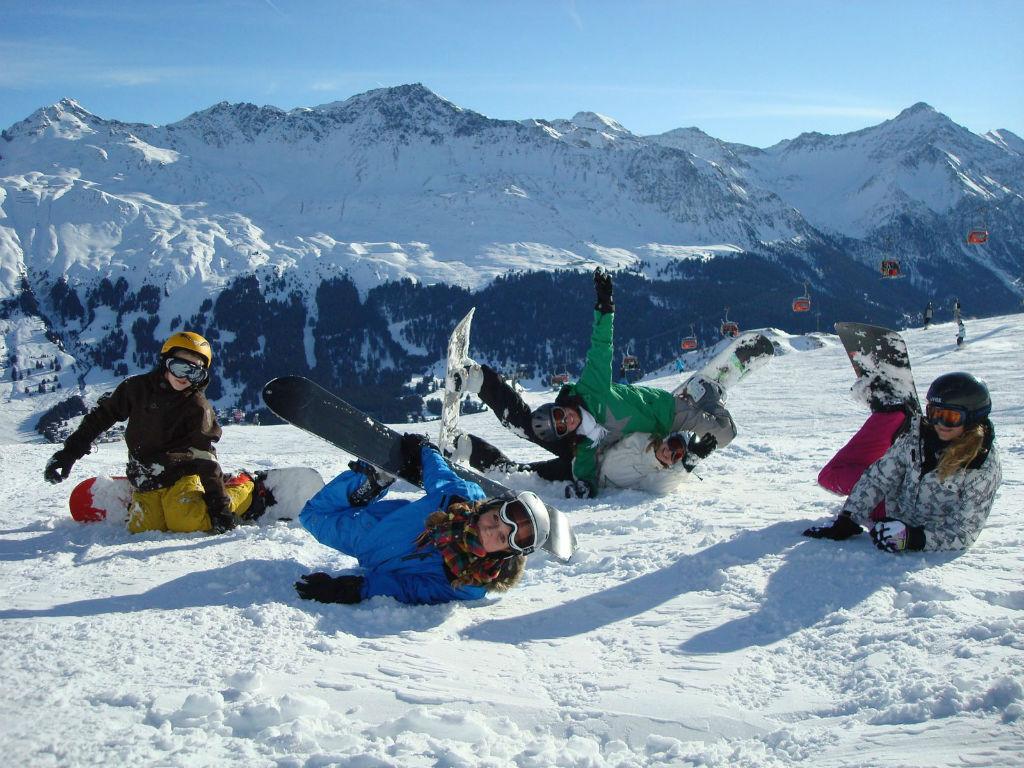 Spass und Abenteuer im Schnee erleben?