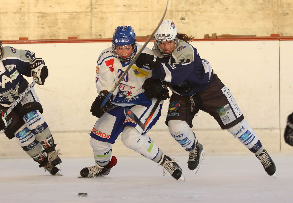 Frauen-Playoffs: ZSC Lions in der Favoritenrolle