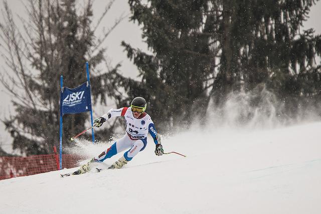 Christoph Kunz Super-G-Weltmeister!
