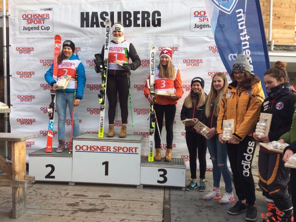 Skiclub Gossau erfolgreich an nationalen wie regionalen Rennen