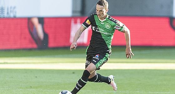 Steven Lang wechselt zum FC Schaffhausen