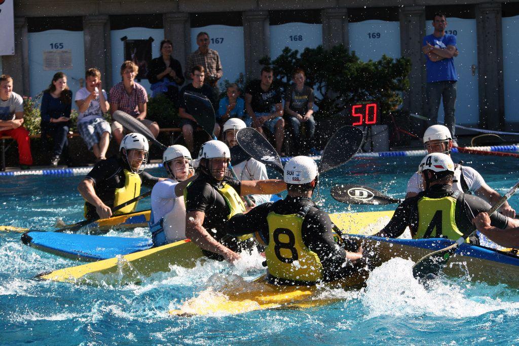 Thurgauer Wildwasserfahrer: Sportliche Erfolge und ruhige GV